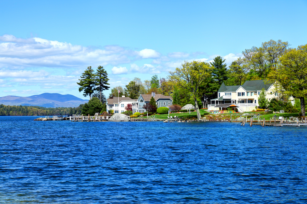 Buying Lakefront Property